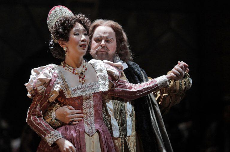 Countess Ceprano - Rigoletto